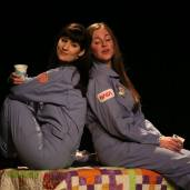 Pictured: Jillian Cavanagh Sternke, Sarah Karnes Photo: Dangerpants Photography
