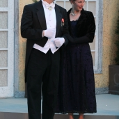 Pictured: Ernest Palmer, Sarah Karnes Photo Credit: Margy Hesse