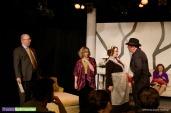 Pictured: Terry Boyd, Teri Lazzara, Alysha Curry Brown, Mike Gilson, Sarah Karnes Photo: Dave Hastings